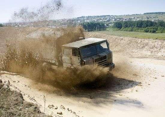 Экипажи ЮВО показали лучшие результаты в индивидуальной гонке военного ралли