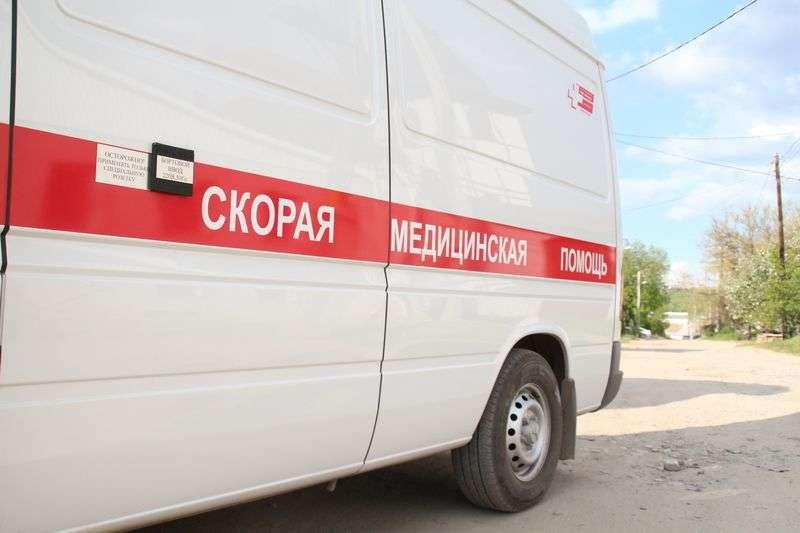 В ДТП в центре Волгограда пострадали мать с 4-х месячным ребенком