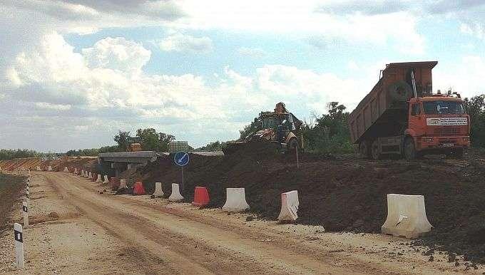 В Волгоградской области продолжается ремонт мостов