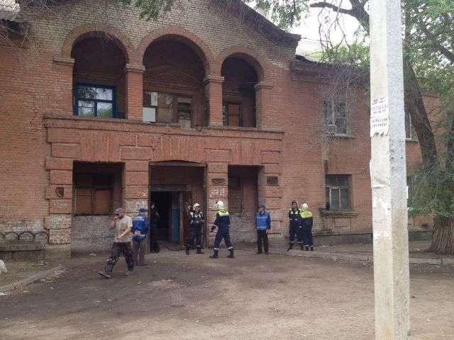 В Волгограде началось инструментальное обследование дома № 44 на ул. Панферова