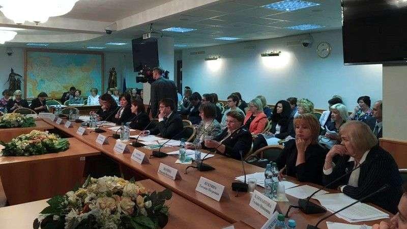 В Госдуме обсудили алиментное законодательство