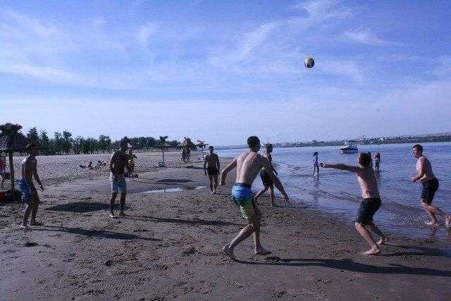 Волгоградцы снова останутся без центрального пляжа
