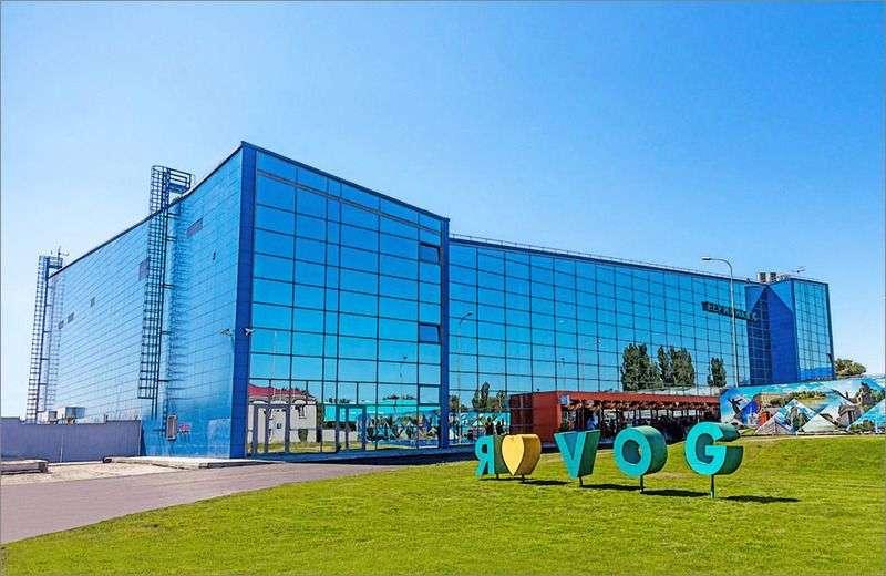 Волгоградская воздушная гавань стала самой пунктуальной в России