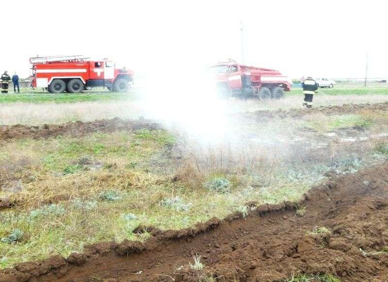 В Волгоградской области идет профилактика пожаров