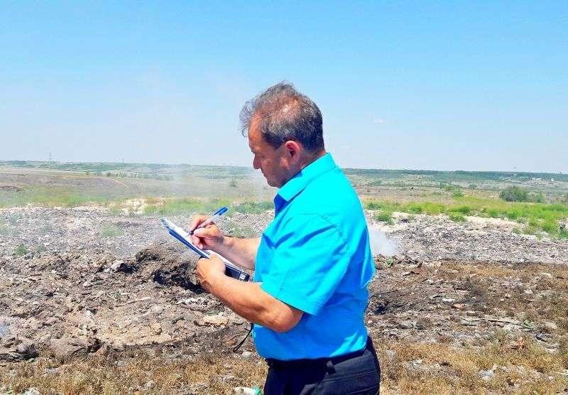 Волгоградскую область «глобально» чистят от помоек