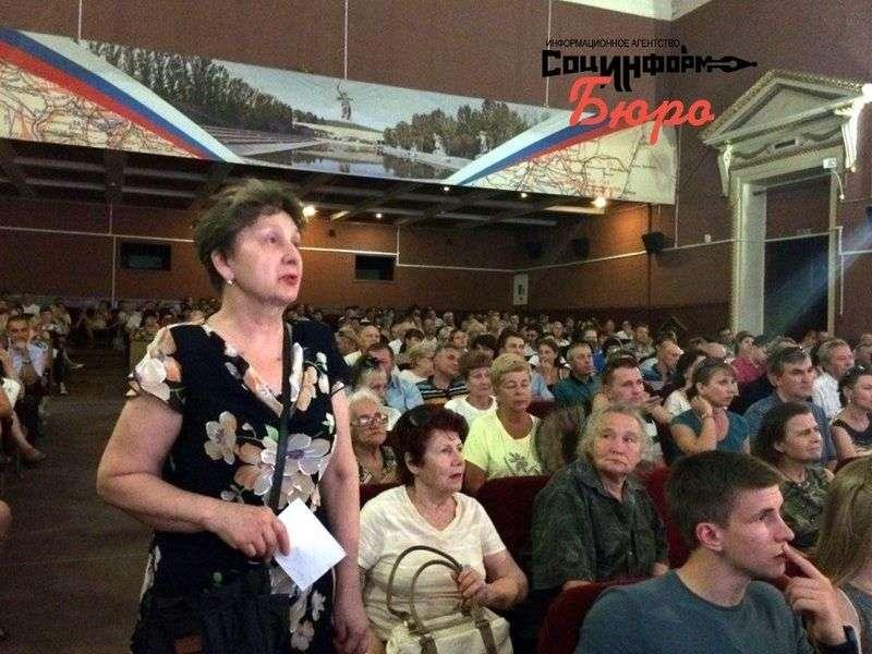 Волгоградцы проголосовали против застройки поймы