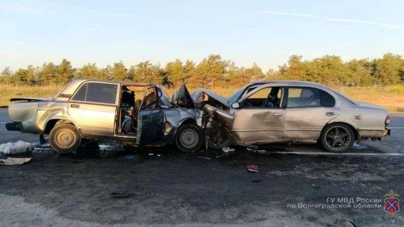 Полиция ищет свидетелей смертельного ДТП в Иловлинском районе
