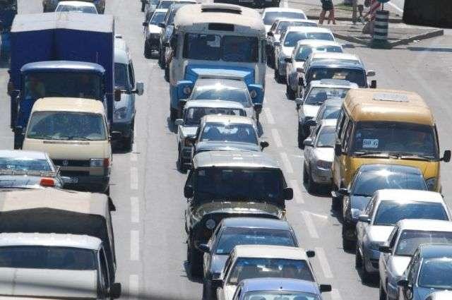 На дорогах Волгограда меняется схема движения