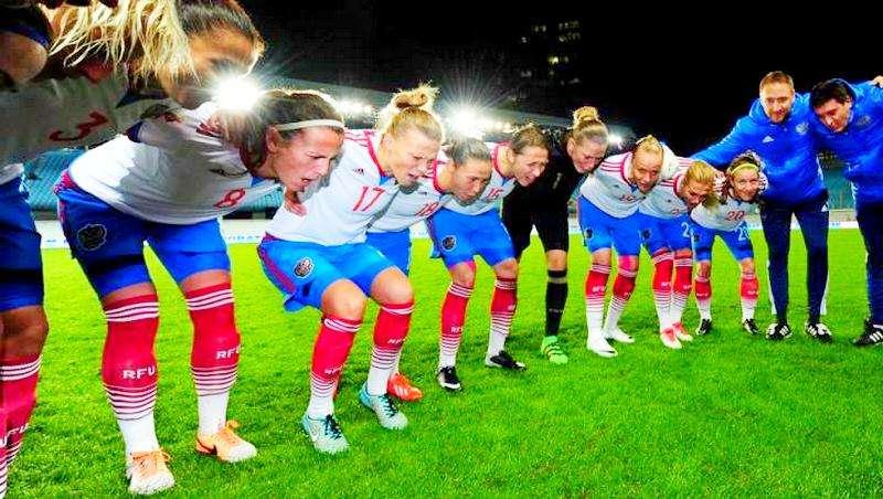 В заявке женской сборной на ЕВРО – 2017 произошли изменения