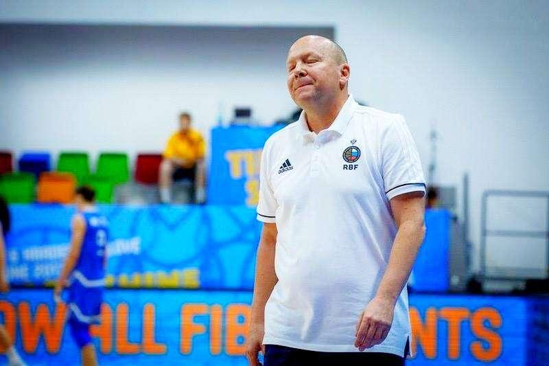Александр Васин уволен из сборной России
