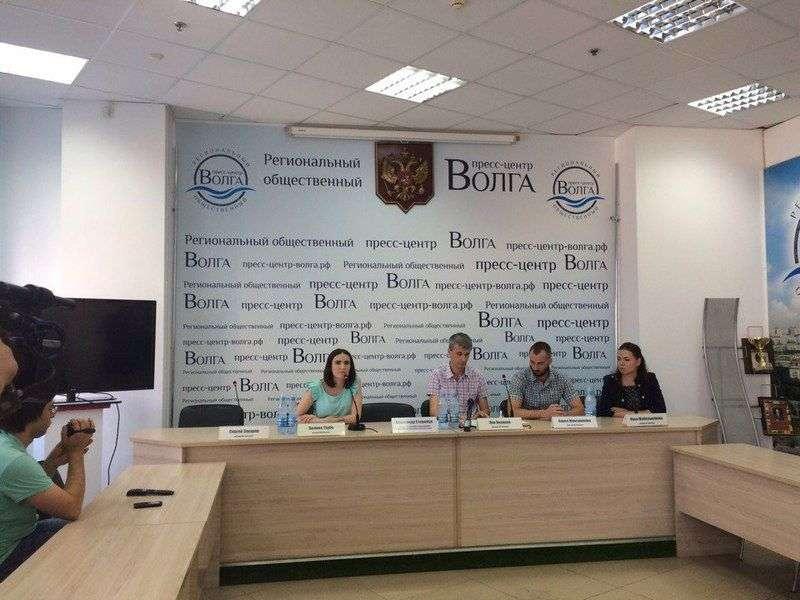 В Волгограде обманутые дольщики снова остались без диалога