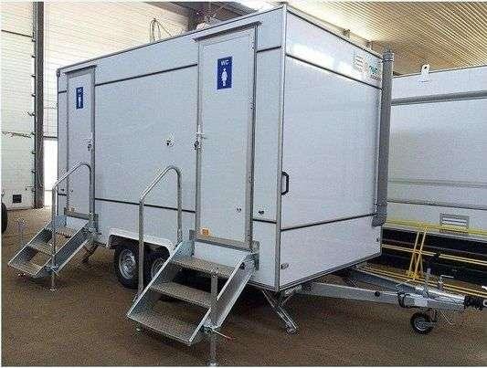 Волгоградские власти возьмут в лизинг передвижные туалеты