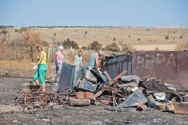 В Волгоградской области для помощи пострадавшим от пожаров открыт благотворительный счет