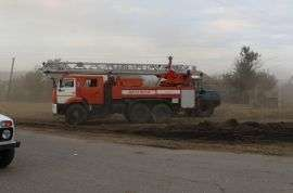 Пожары в Михайловке Волгоградской области ликвидированы