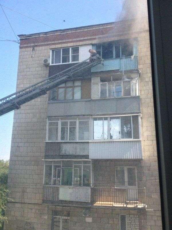 Причиной пожара в пятиэтажке на Жукова стало курение
