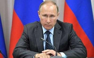 Владимир Путин поручил разобраться с причинами пожаров под Волгоградом