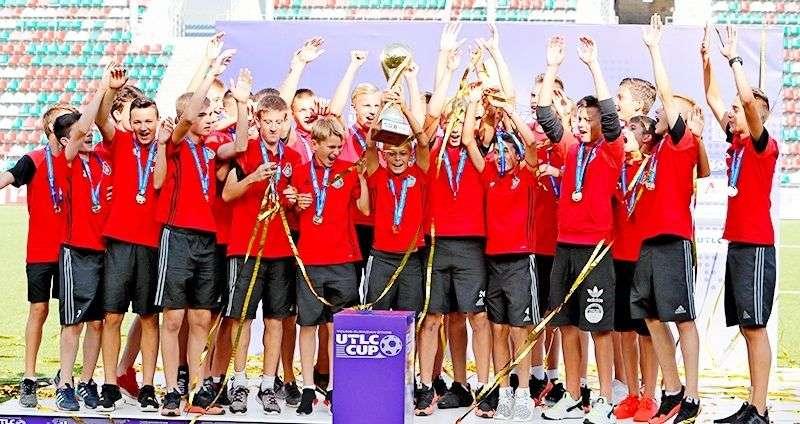 «Локомотив» - победитель UTLC Cup – 2017