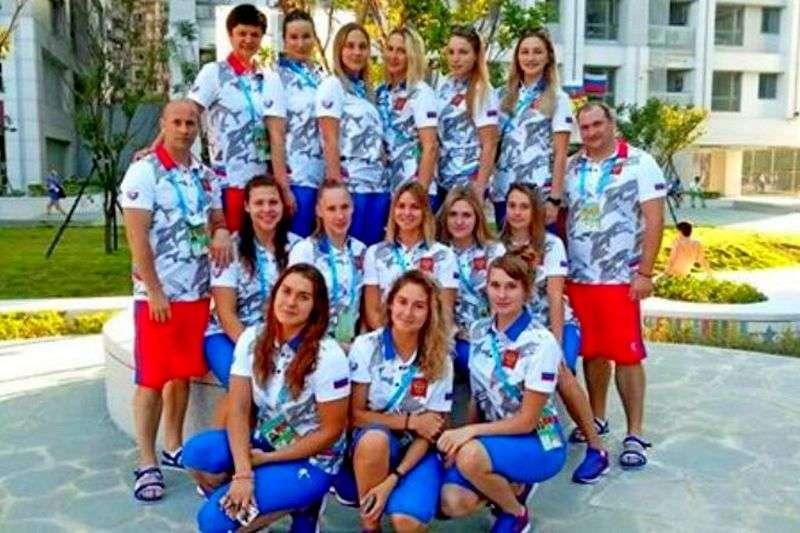 Вторая победа женской сборной России