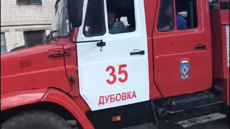 В Дубовке эвакуировали персонал детского лагеря