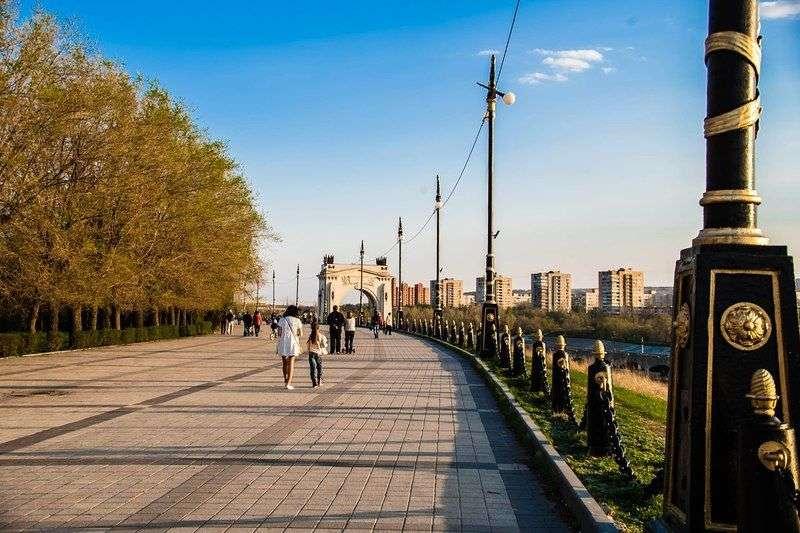 В Волгоград возвращается засушливая жара