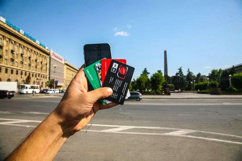 Волгоградские журналисты измерили скорость интернета 4G в центре города