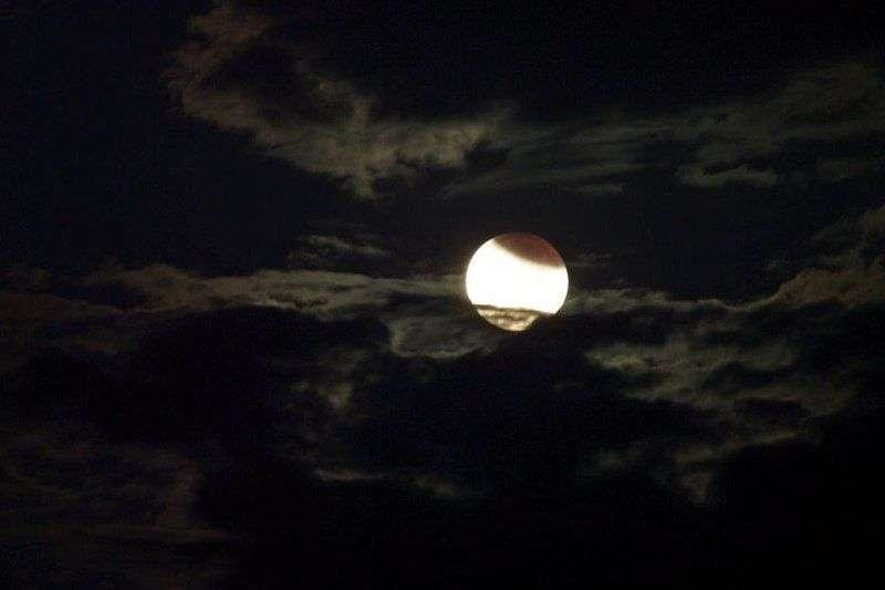 Волгоградцы 7 августа смогут наблюдать кроваво-красную луну