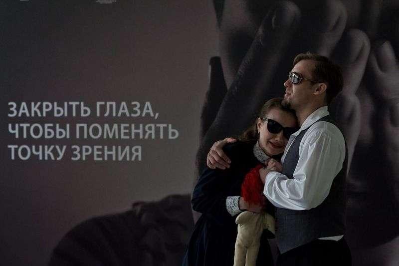 Незрячие актеры выступят на сцене Казачьего театра в Волгограде