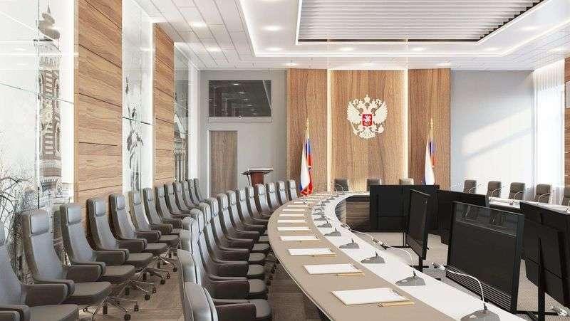 Областным депутатам обновят зал заседаний за 4 миллиона рублей