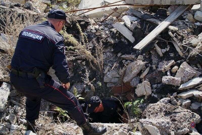 В Калаче-на-Дону продолжаются поиски маленькой девочки