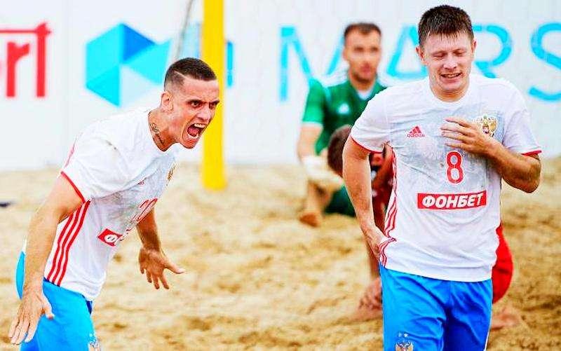Стартовали с победы над Беларусью