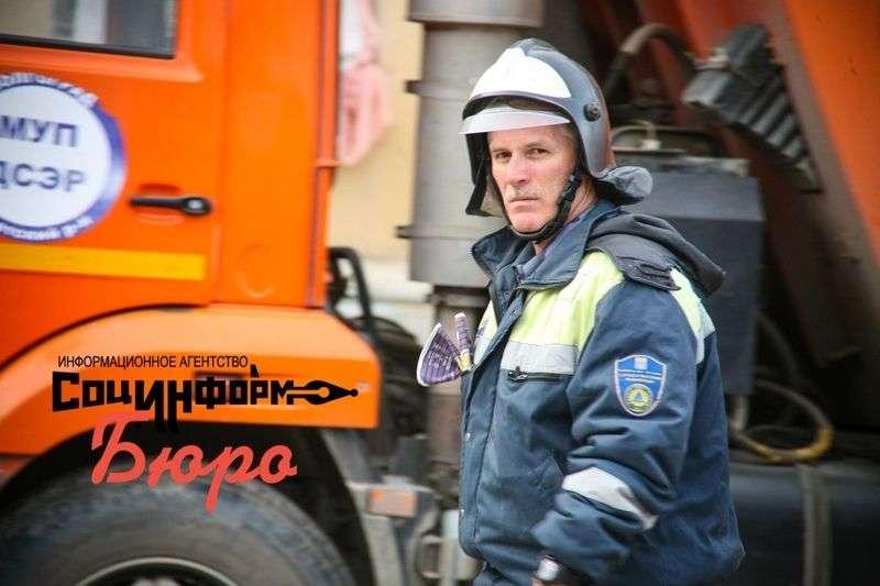 Владимир Путин наградил командира волгоградской службы спасения