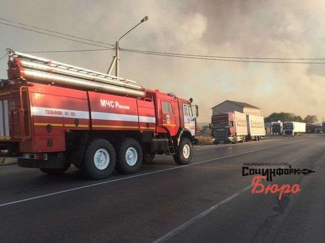 Волгоградская область докупит противопожарную технику на 15 миллионов рублей