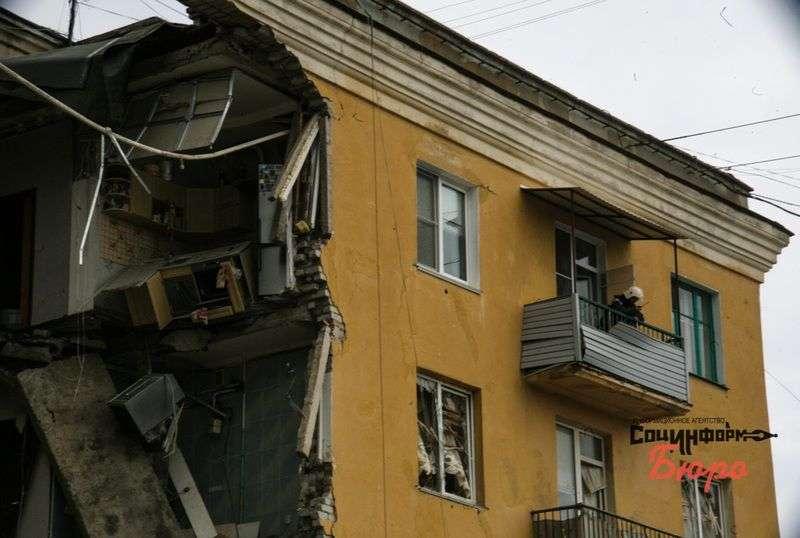 Пострадавшим при взрыве дома в Советском районе выделили миллион
