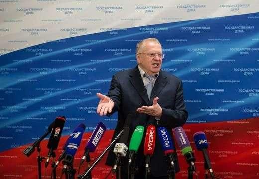 Жириновский предложил оставить только три праздничных дня в году