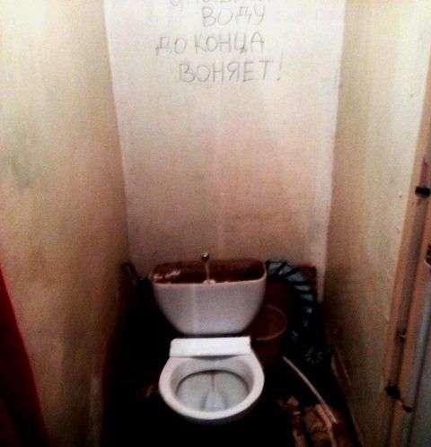 Волгоградку возмутил вид платного туалета на Спартановке