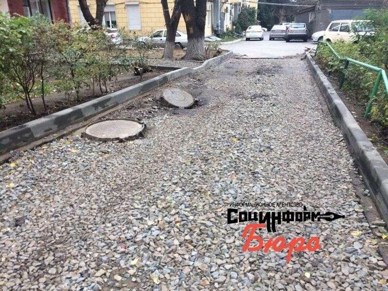 В Волгограде мэрия объявила о приеме предложений в программу благоустройства дворов
