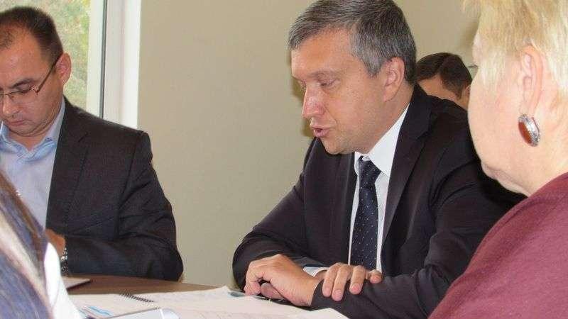 Заседание Избирательной комиссии региона