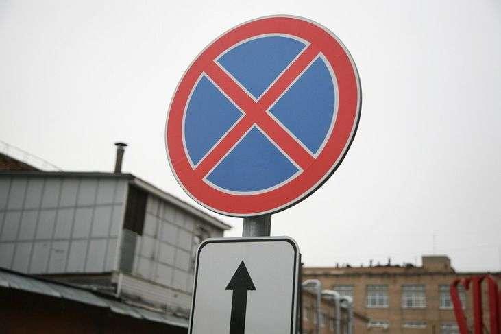 В Волгограде просрочили установку дорожных знаков