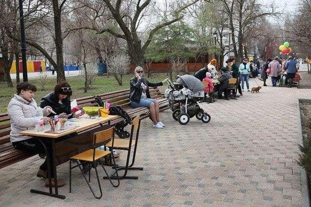 В Волгограде названы победители конкурса «Лучший парк»