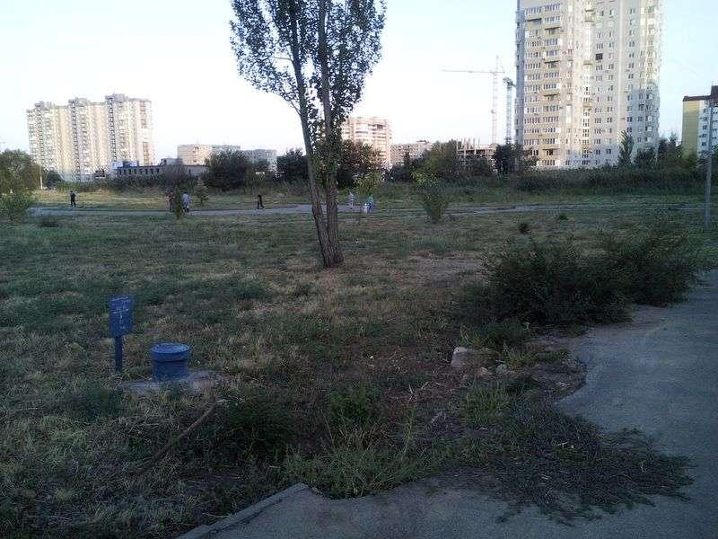 В Волгограде наказан рублем виновник срыва сроков благоустройства парка героев-летчиков