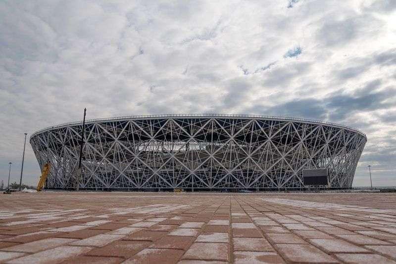 Автомобилистам не рекомендуют парковаться у стадиона «Волгоград Арена»