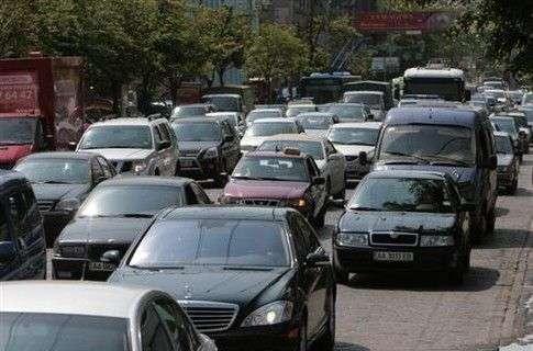 В Волгограде с 3 октября по набережной будет запрещен проезд автомобилей