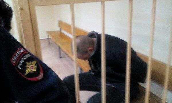 В Волжском избрали меру пресечения для Александра Масленникова
