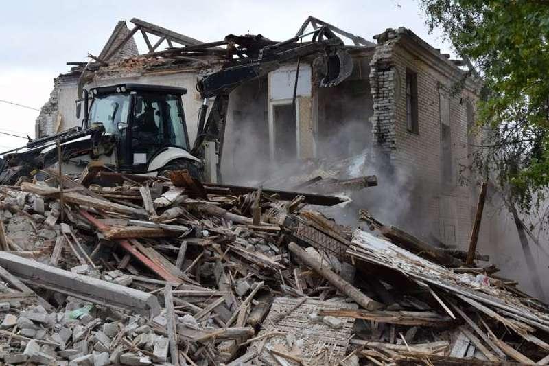 Больше трети жилых домов Волгограда нужно снести
