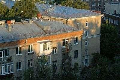 Волгоградский фонд капремонта допустил плохой ремонт крыши