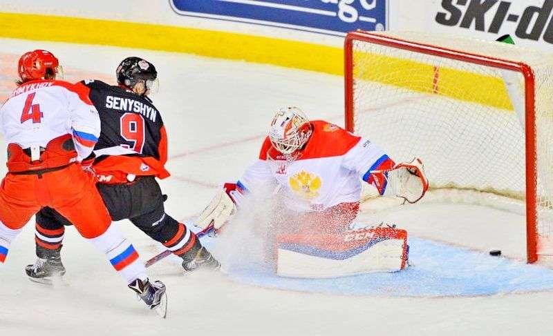 Валерий Брагин назвал состав  на  «Canada Russia Series»