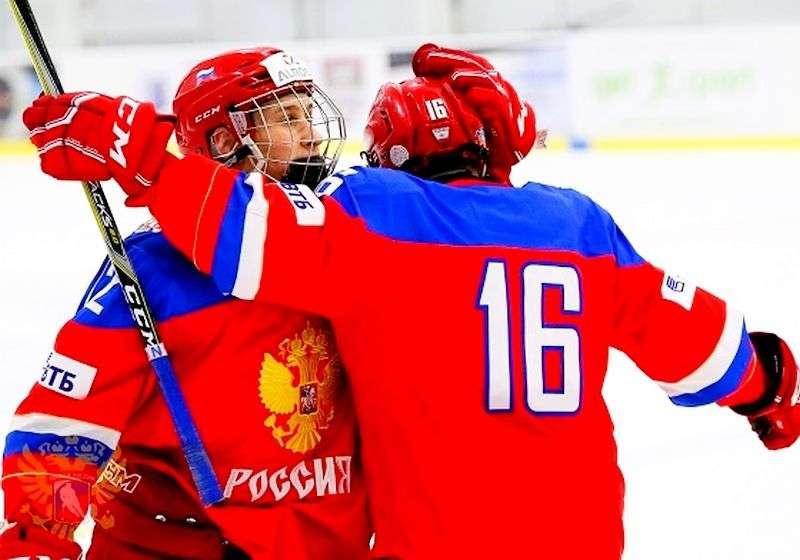 Россия U-17 одержала победу в выставочном матче