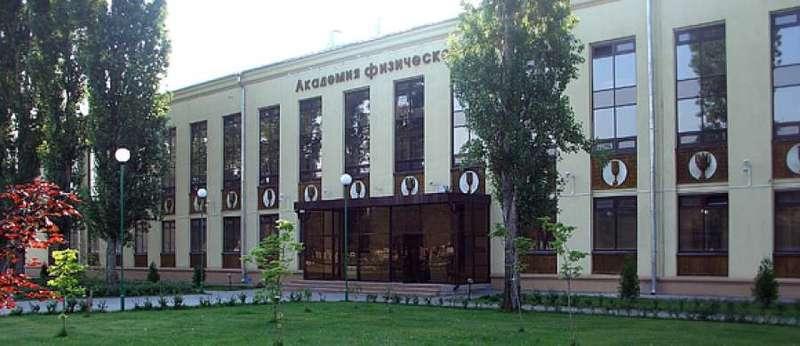 Фасады волгоградской академии физической культуры обновят в сжатые сроки