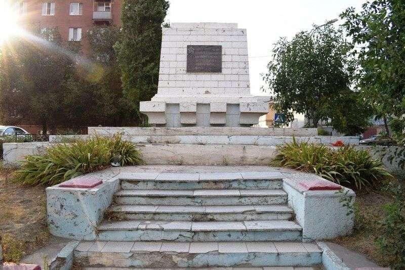 Волгоградские памятники войны находятся в упадке из-за недофинансирования