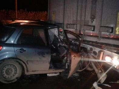 В Волгограде три человека погибли в жуткой аварии с грузовиком